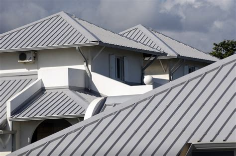 tin roof cool metal roofs are a hot option for homes central