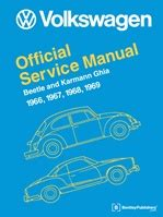 Vw Bentley Manuals Vw Technical Manuals By Robert Bentley