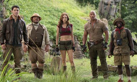 film jumanji xxi film review jumanji welcome to the jungle indaily