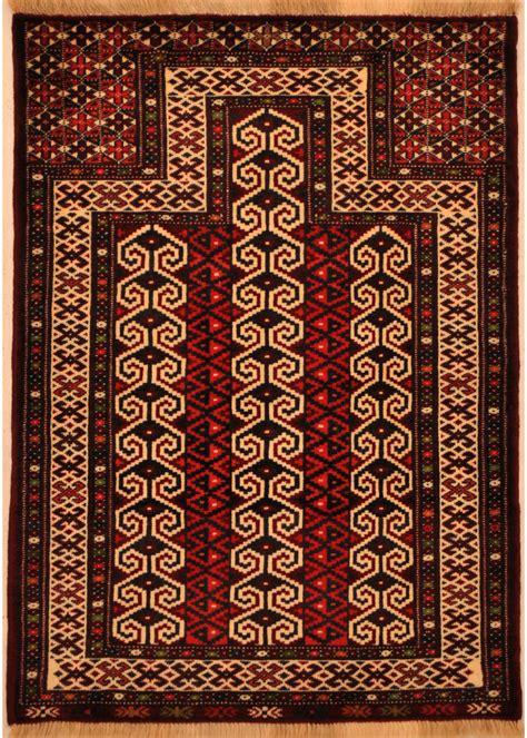 Karpet 3 X 4 3 x 4 turkoman rug knotted rug ebay