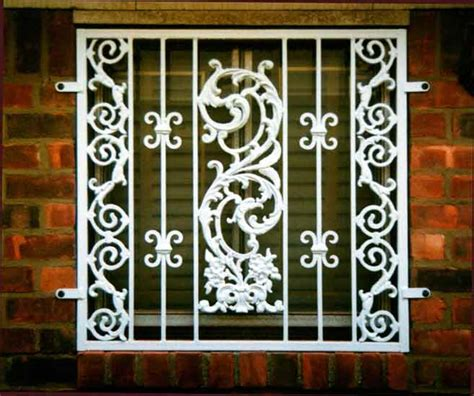 house window grill design images window grill design for the stylish look and safety decoration channel