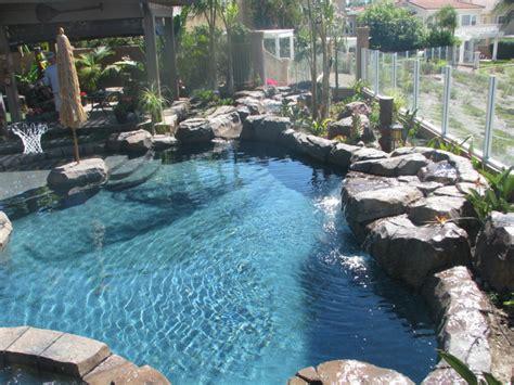 artificial rock pool Archives   Aqua Magic Pool & Spa