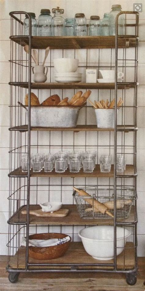 kitchen storage rack 25 best ideas about metal kitchen cabinets on pinterest