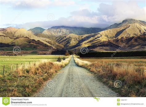 free trip to new zealand road trip to new zealand royalty free stock photography