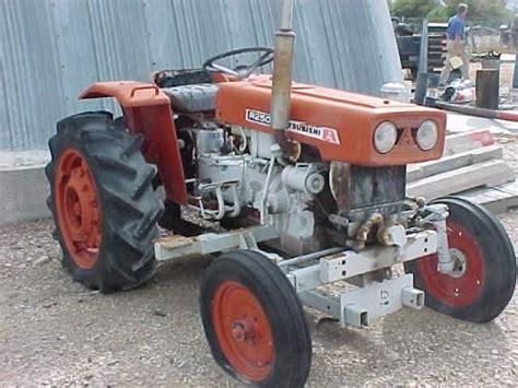 r2500 mitsubishi tractor