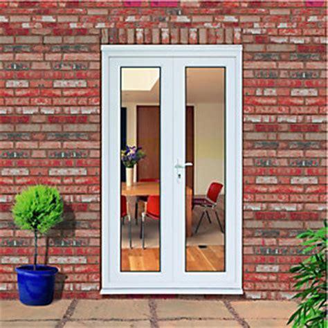 Wickes uPVC French Doors 4ft   Wickes.co.uk