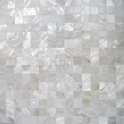 aliexpress buy white shell mosaic tiles