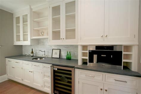 Cement Kitchen Cabinets Concrete Countertops Transitional Kitchen Milton Development