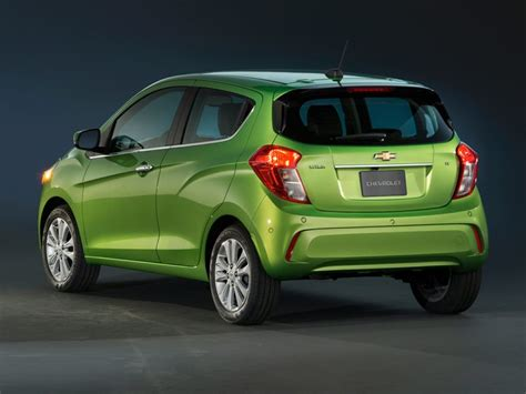 2018 chevrolet spark review 2018 chevrolet spark reviews specs and prices cars