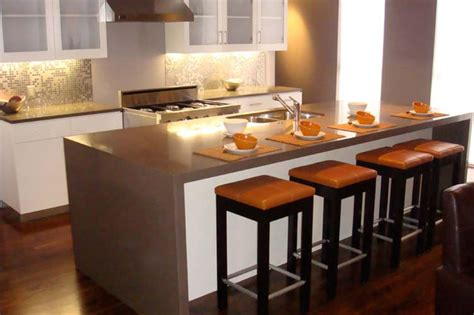 Kitchen Countertops Seattle Lagos Blue Caesarstone Quartz Kitchen Countertop Modern Kitchen Seattle By Pros