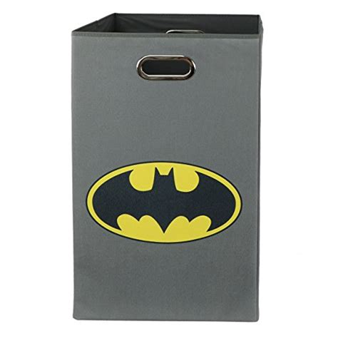 batman laundry batman logo folding laundry basket