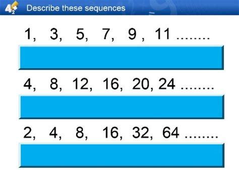 integer pattern finder numbers and practical patterns describing integer