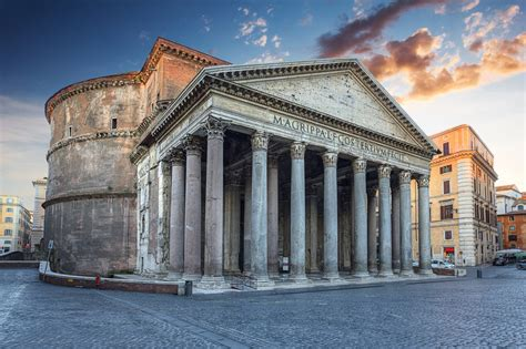 cupola pantheon roma ancient architecture rome s most impressive buildings