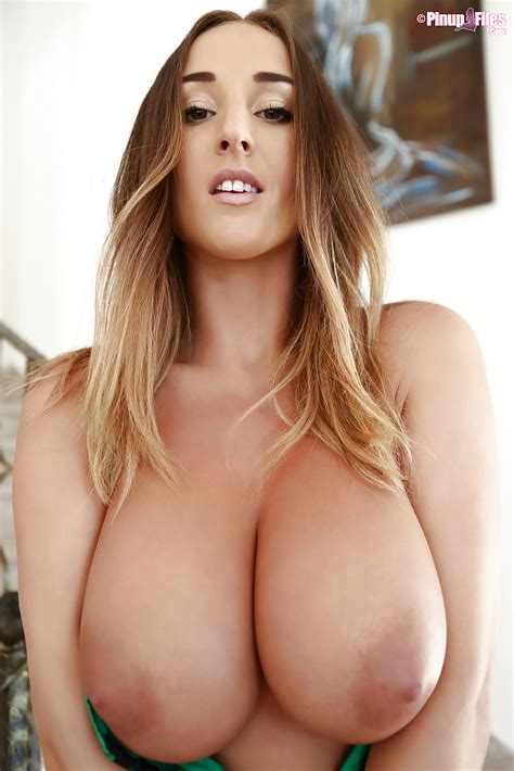 big tit babe stacey poole is playing with her lovely naked