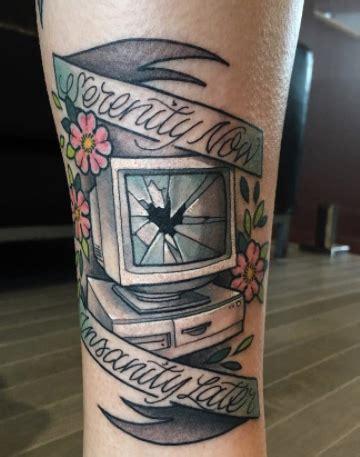 seinfeld tattoo 30 amazing seinfeld fan tattoos nsf station