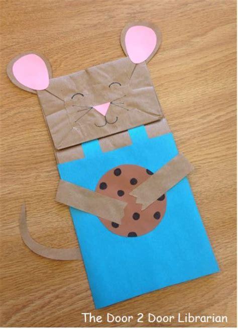 Paper Puppet Crafts - best 25 paper bag crafts ideas on paper bag