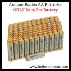 100 count aa batteries amazonbasics aa alkaline batteries 100 count only 0 16