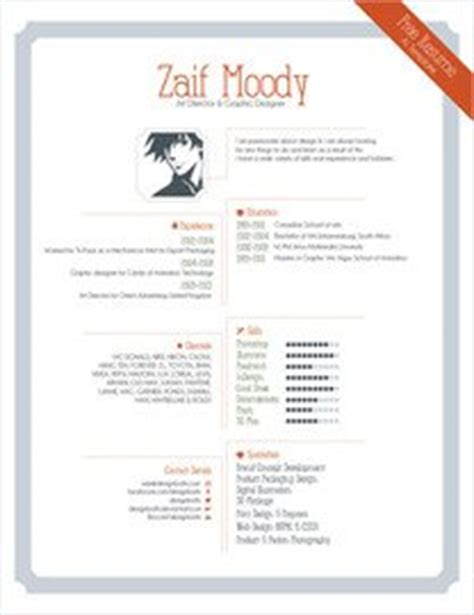 Lebenslauf Vorlage Grafiker Grafiker Pro Lebenslauf Vorlage Vektorgrafik Clipart Me