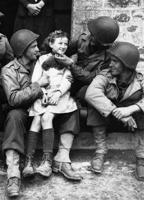 old picz children during world collaborators fighters and refugees 45 fantastic photos of the normandy french after d day