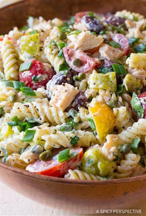 cold pasta salad best cold pasta salad