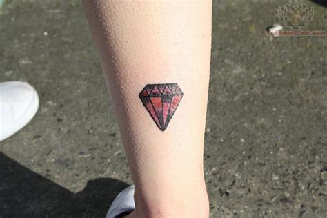 tattoo red diamond red diamond tattoo