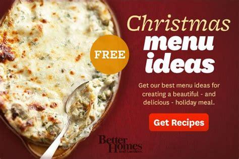 christmas menu ideas recipes pinterest christmas