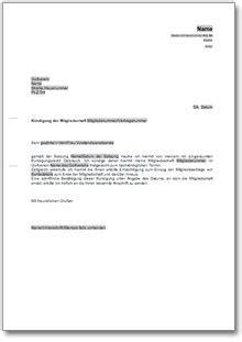 Kündigung Eigenbedarf Vorlage Schweiz K 252 Ndigung Der Mitgliedschaft In Einem Golfverein At Musterbrief