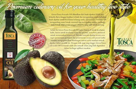 Minyak Wijen Dan Minyak Almond green tosca avocado minyak alpukat minyak green tosca