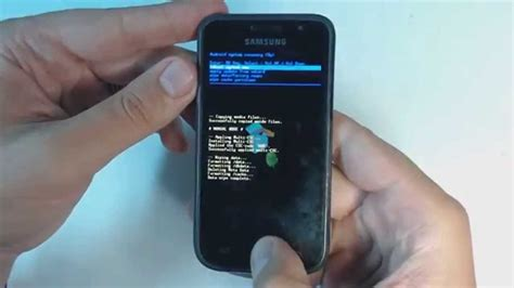 reset hard samsung galaxy s samsung galaxy s i9000 hard reset youtube
