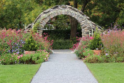 the public garden blithewold features exotic plants
