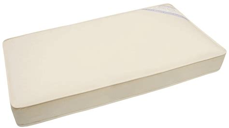 Naturepedic Organic Cotton Infant Portable Crib Mattress Naturepedic Crib Mattress