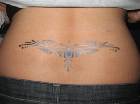 small lower back tattoo tattoos back tattoos free tribal lower back tattoos