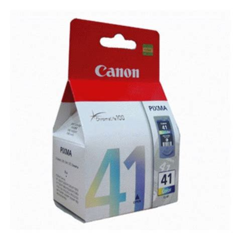 Canon Cl 831 Ink Cartridge canon cl 41 color ink cartridge