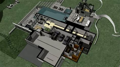floor plans summit house summit drive beverly hills youtube