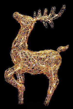 Christmas Reindeer Decorations China Christmas Decoration Reindeer Lh10 6938 China