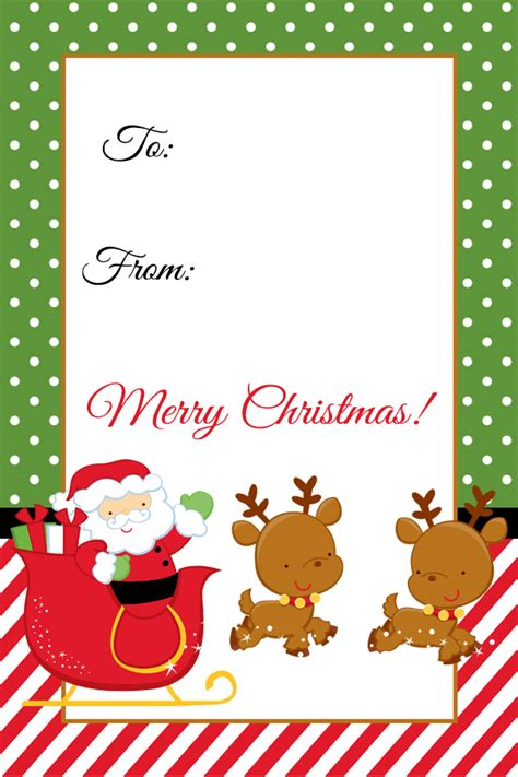 printable christmas tags clipart picture of christmas gift cliparts co