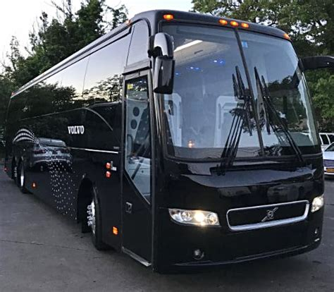 brand  volvo   passenger motor coach  wifi mv limousines   york limo company