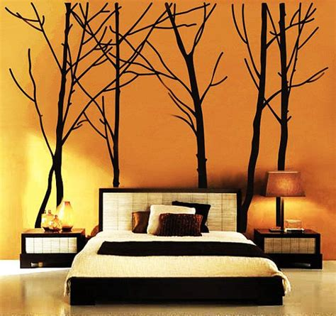 tree wall stickers for bedrooms bedroom wall stickers tree wall decal forest vinyl sticker
