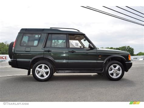 land rover discovery exterior epsom green 2001 land rover discovery ii se exterior photo
