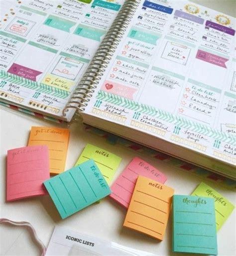 comment organiser et customiser agenda 62 id 233 es diy
