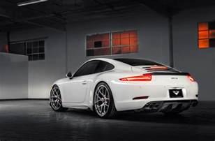 Porsche V Porsche Tuning Volsteiner V Gt Tuning Kit For The 991 911