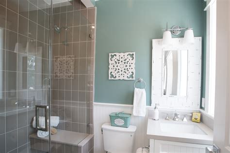 behr paint color in the moment studio bathroom reveal with in the moment from behr