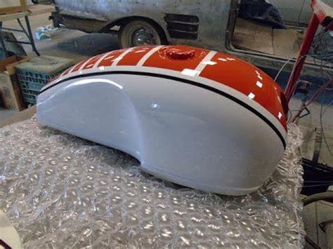 custom paint motorcycle gas tank by lastchanceautorestore