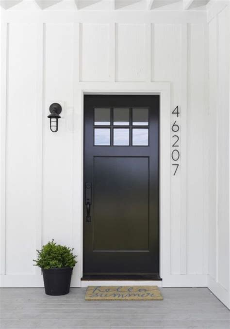 spring curb appeal painted front doors paint guidebecki