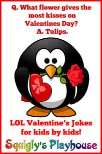 valentines day jokes s day jokes and riddles at squigly s playhouse