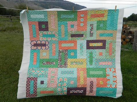 Becky Quilting Tool by Birds And Bees Jelly Roll Quilt Quilted By Becky