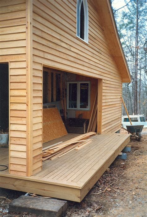 Wood Shiplap by Morris Farms Cypress Sawmill Siding Photos