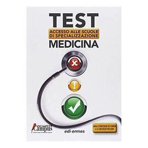 medicina test test medicina la matricola