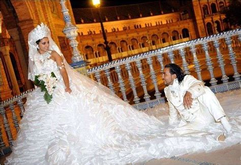 imagenes de vestidos de novia gitanas fotos de bodas gitanas vestidos y trajes para el olvido