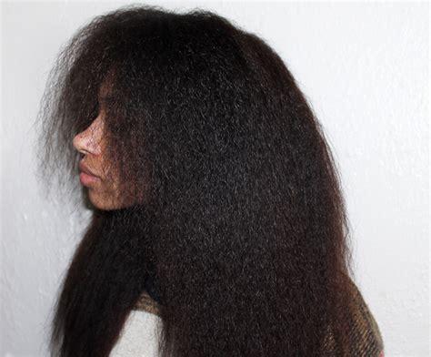 texlaxed hair fresh lengths what is texlaxing